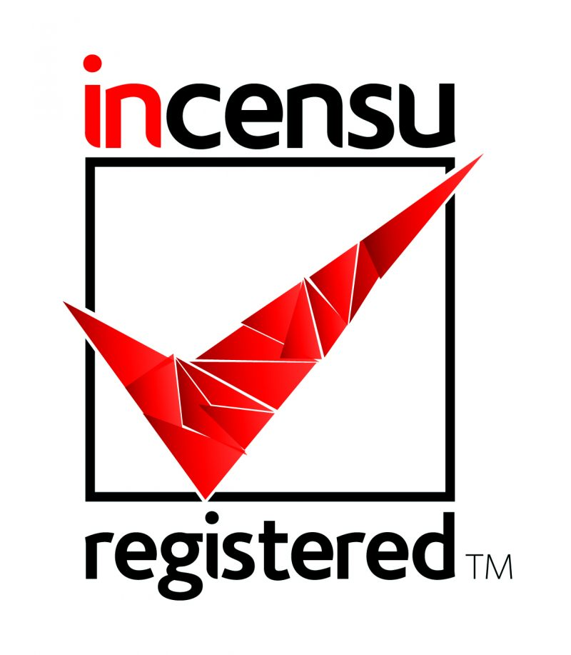 Incensu Registered