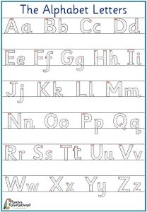 Code For Letters Of The Alphabet.Phonics Programme And Alphabetic Code Charts Free Resources