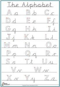 Alphabetic Code